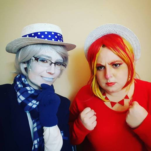 Snow Miser and Heat Miser; Halloween 2016